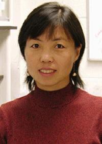 Xinyu Zhao headshot