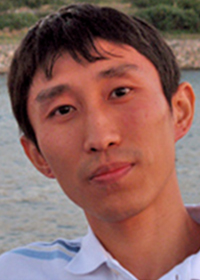Qiang Chang headshot