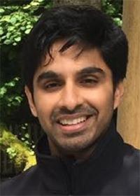 Raunak Sinha headshot
